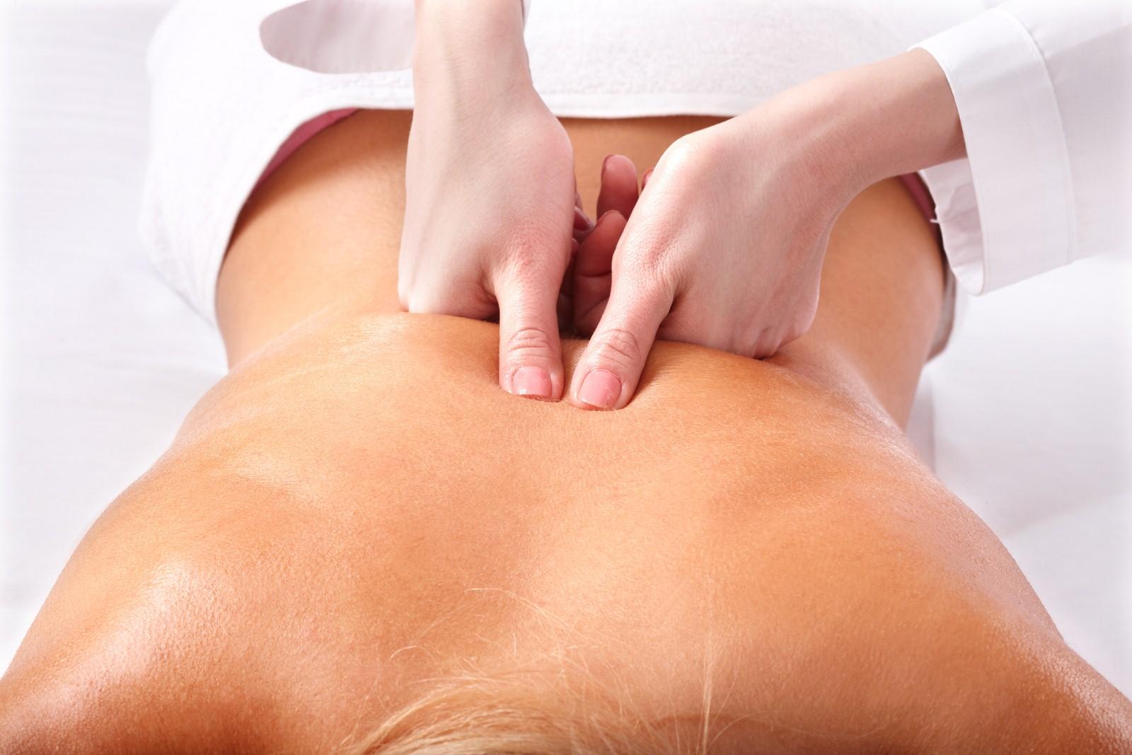 Back Massage 4